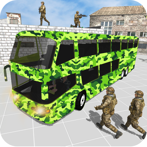 Offroad New Army Bus Game 2019  Apk Mod latest 2.0.0