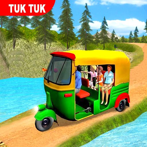 Offroad Tuk Tuk Rickshaw Driving: Tuk Tuk Games 20  Apk Pro Mod latest 1.17