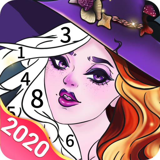 Paintist Pure Coloring Book & Color by Number 1.1.301 Apk Mod (unlimited money) Download latest