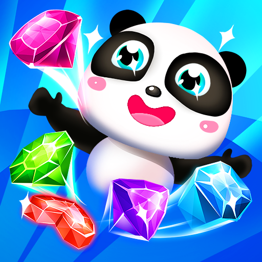 Panda Gems – Jewels Match 3 Games Puzzle Apk Pro Mod latest