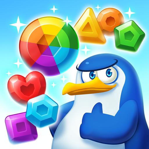 Penguin Puzzle Party Apk Mod latest 2.4.0