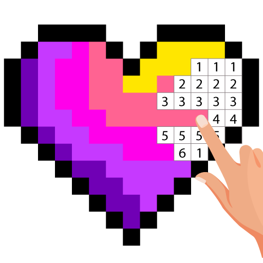 Pixel Art Color by number – Coloring Book Games 2.5 Apk Mod (unlimited money) Download latest