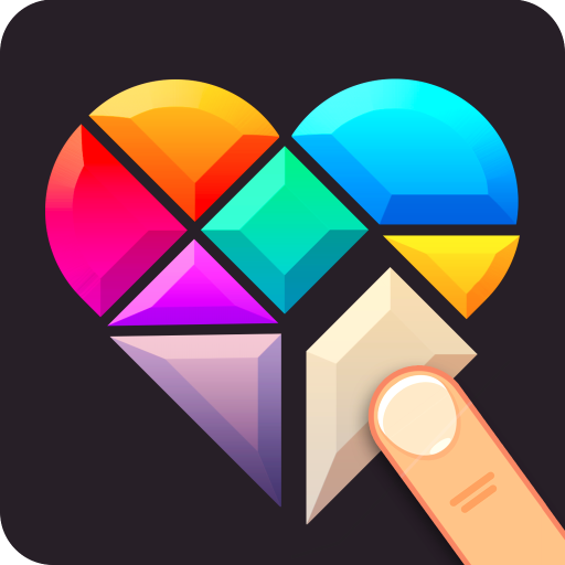 Polygrams Tangram Puzzle Games Apk Pro Mod latest 1.1.46