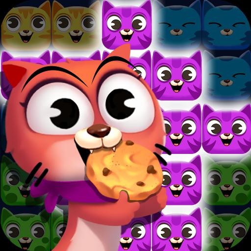 Pop Cat Cookie  Apk Mod latest 1.1.2