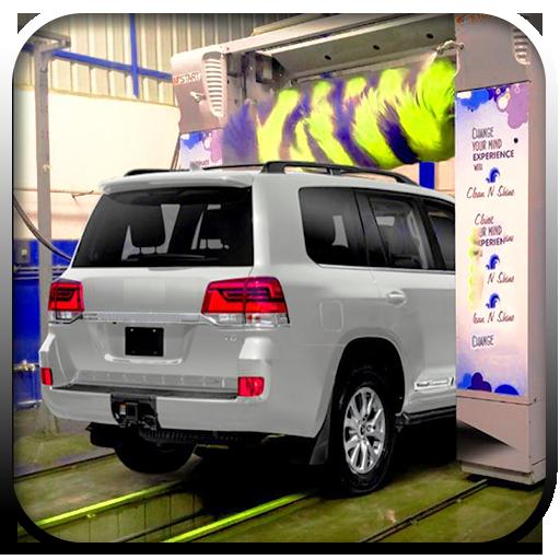Prado Car Wash Service: Modern Car Wash Games   Apk Pro Mod latest 1.0