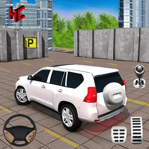 Prado luxury Car Parking: 3D Free Games 2019 Apk Pro Mod latest 7.0.3