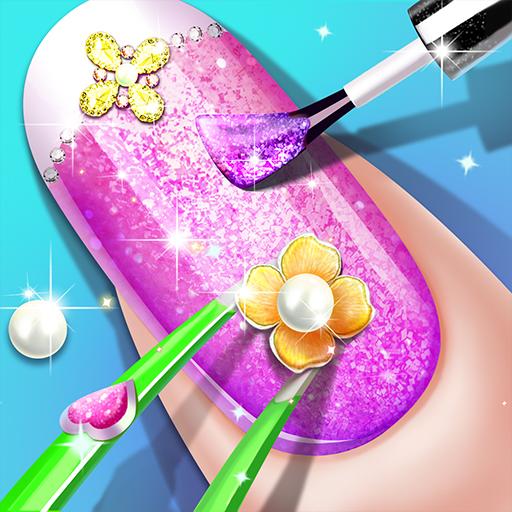 💅💅Princess Nail Makeup Salon  Apk Pro Mod latest 3.2.5038