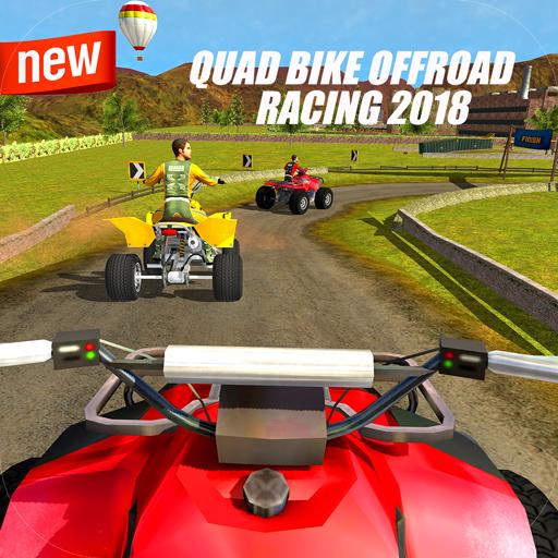 Quad Bike Offroad Racing 2018: Extreme Bike Racer Apk Mod latest 1.0.3