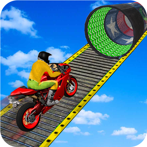 Racing Moto Bike Stunt Impossible Track Game Apk Pro Mod latest 1.22