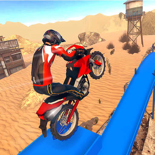 Real Bike Stunts – New Bike Race Game  Apk Pro Mod latest 8.6