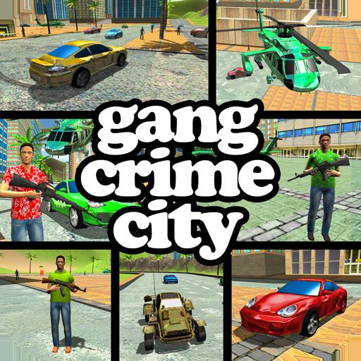Real Gang Crime: Gangster City  Apk Pro Mod latest 2.3