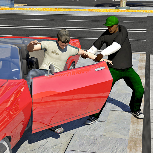 Real Gangsters Auto Theft-Free Gangster Games 2021  Apk Mod latest96.1