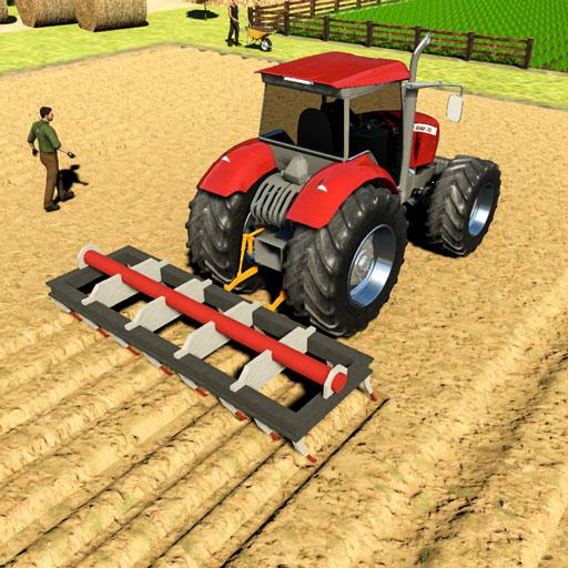 Real Tractor Driving Games- Tractor Games Apk Pro Mod latest 1.0.16