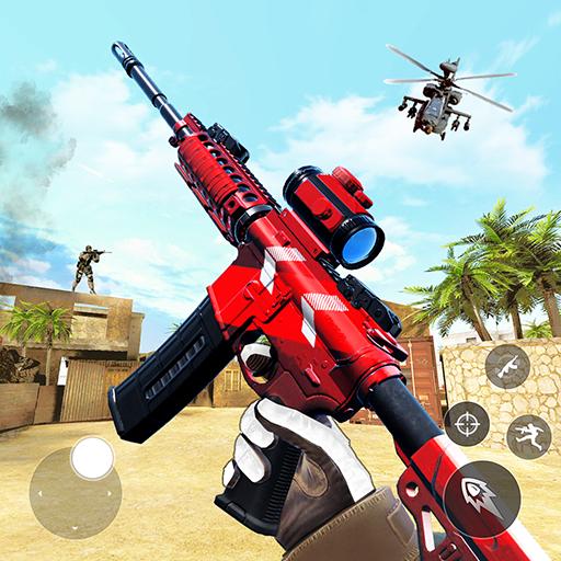 Rebel Wars – Fps Shooting Game: New Fps Games 2020 Apk Pro Mod latest 1.9