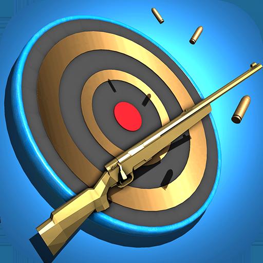 Shooting Hero: Gun Shooting Range Target Game Free Apk Mod latest 3.0