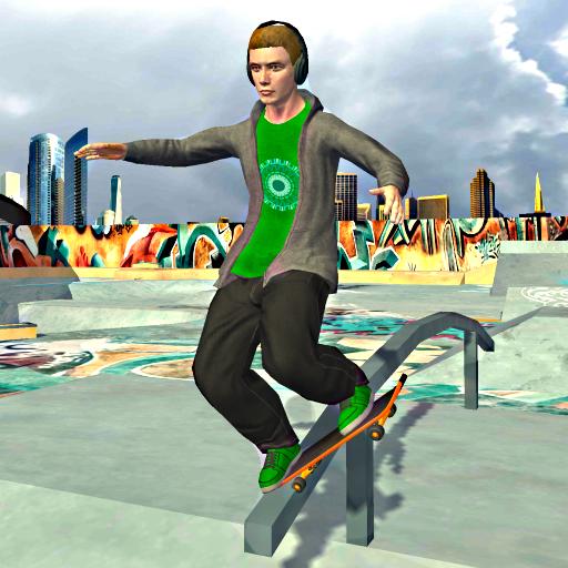 Skateboard FE3D 2 Freestyle Extreme 3D   Apk Pro Mod latest 1.30