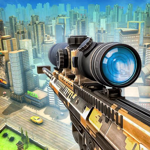 Sniper Shooter 3D: Sniper Shooting Games Offline Apk Mod latest 1.6