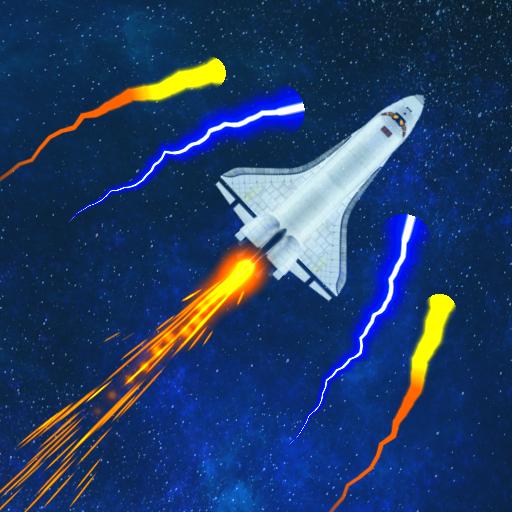 Space Storm Asteroids Attack Apk Pro Mod latest 1.8.0