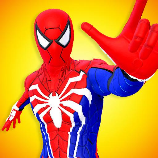 Spider Hero Fight Gangster Rope Battle Crime City  Apk Mod latest 2.0