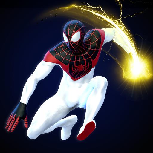 Spider Hero Rope Fight Ninja Gangster Crime City Apk Pro Mod latest 7.0