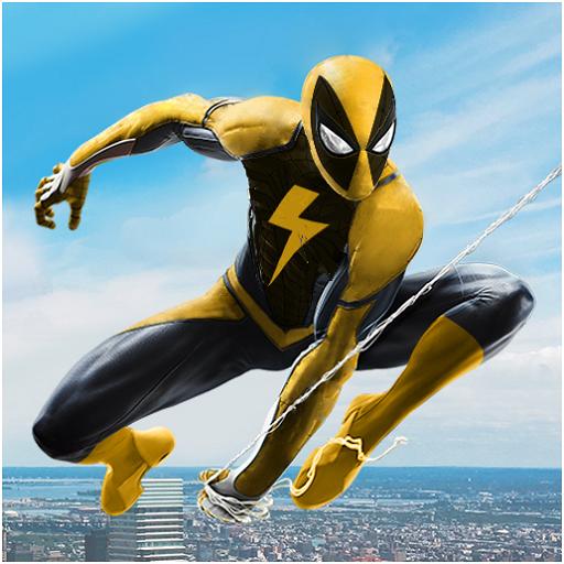 Spider Rope Hero: Crime City Battle  Apk Pro Mod latest1.0.28