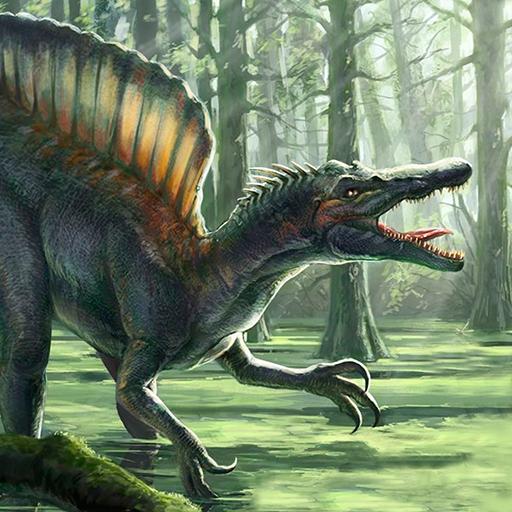Spinosaurus Simulator Apk Mod latest 1.0.4
