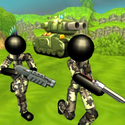Stickman Tank Battle Simulator Apk Mod latest