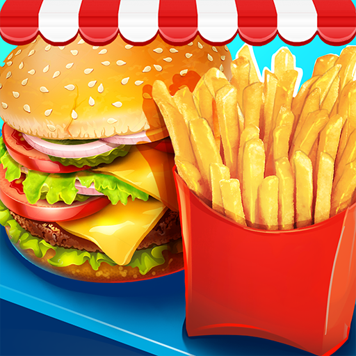 Street Food Stand Cooking Game for Girls Apk Pro Mod latest 1.6