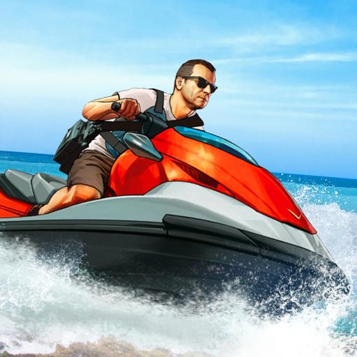 Super Jet Ski 3D Apk Pro Mod latest 1.10