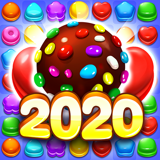 Sweet Candy Mania Free Match 3 Puzzle Game  1.5.8 Apk Mod (unlimited money) Download latest