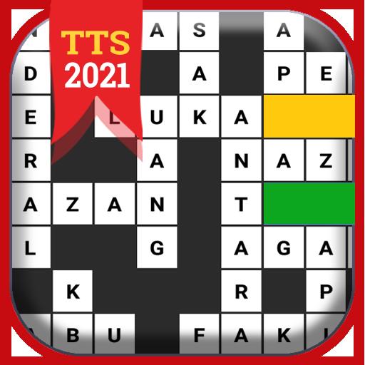 TTS Asli – Teka Teki Silang Pintar 2020 Offline  Apk Pro Mod latest 1.0.15