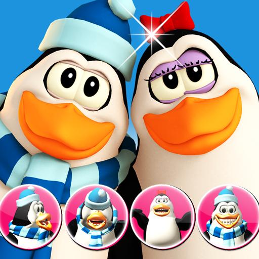 Talking Pengu & Penga Penguin – Virtual Pet 210604 Apk Mod (unlimited money) Download latest