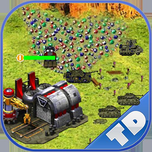 Tank Defend: Red Alert Command  Apk Mod latest 1.5.0