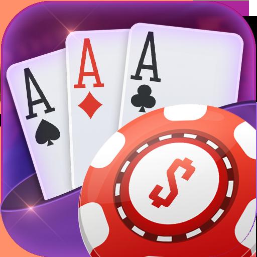 Teenpatti Indian poker 3 patti game 3 cards game Apk Mod latest