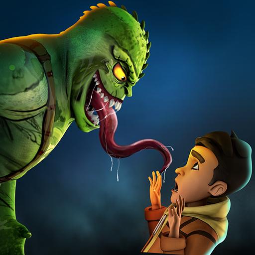 The Lizard Man Apk Mod latest 1.0.8