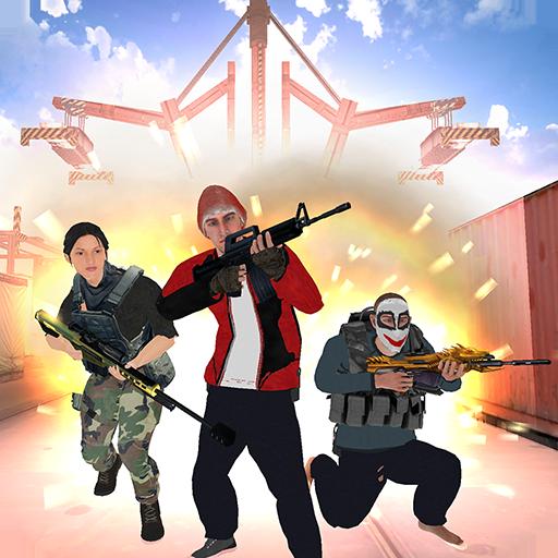 ThriveX Survival – Battlegrounds Royale   Apk Pro Mod latest 54.1
