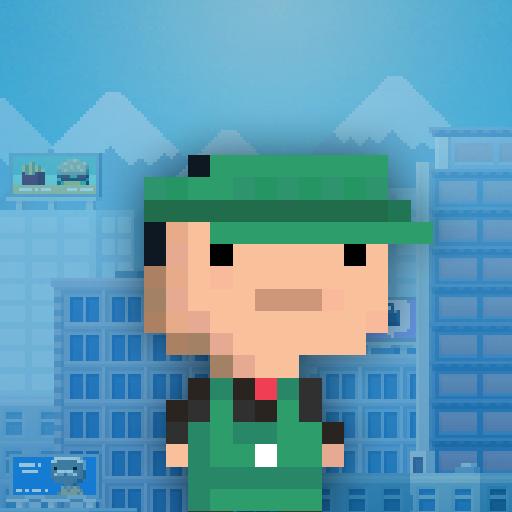 Tiny Tower 8 Bit Life Simulator  4.0.0 Apk Mod (unlimited money) Download latest