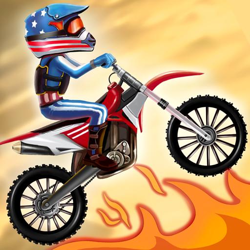 Top Bike – best physics bike stunt racing game  Apk Mod latest 5.09.68