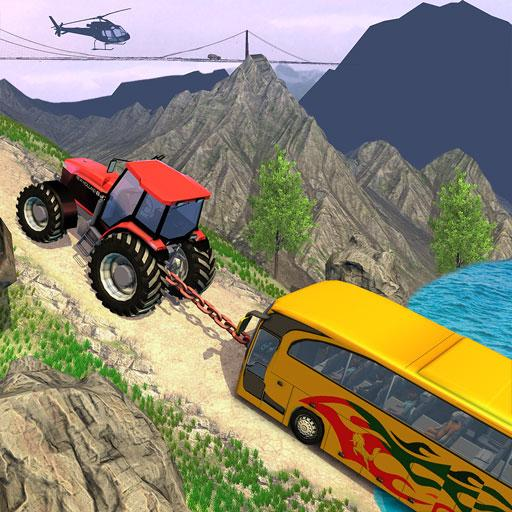 Tractor Pull Simulator Drive: Tractor Game 2020  Apk Pro Mod latest1.14