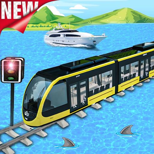Train Simulator 3d Game 2020: Free Train Games 3d  Apk Pro Mod latest 1.0