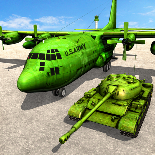 US Army Tank Transporter Truck Driving Games 2021 Apk Mod latest