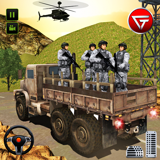 US Army Truck Driving 2018: Real Military Truck 3D Apk Mod latest 1.0.5