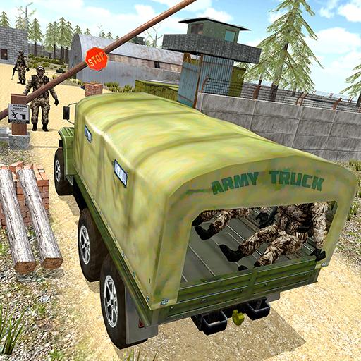 US Army Truck Pro:Army Transport Apk Pro Mod latest 1.14