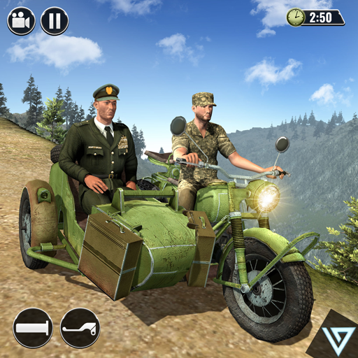 US Military Transporter: Army Truck Driving Games  Apk Mod latest