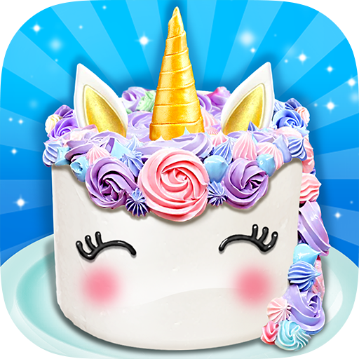 Unicorn Food – Sweet Rainbow Cake Desserts Bakery  3.1.0 Apk Mod (unlimited money) Download latest