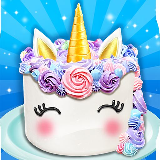Unicorn Food – Sweet Rainbow Cake Desserts Bakery 3.1.0 Apk Mod (unlimited money) Download latest