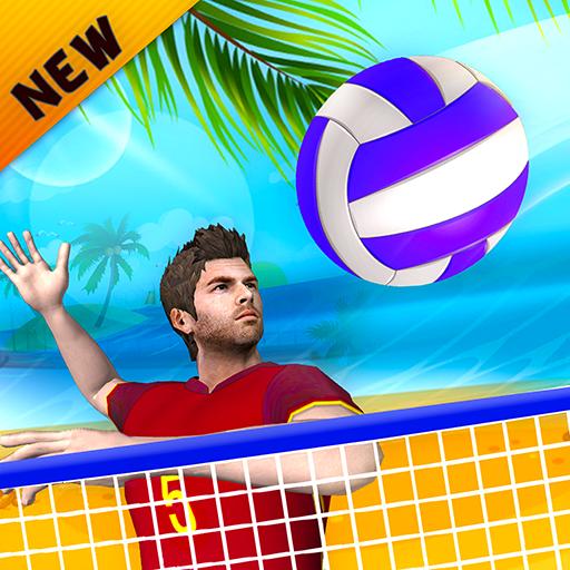 Volleyball 2021 – Offline Sports Games  Apk Mod latest 1.2.4