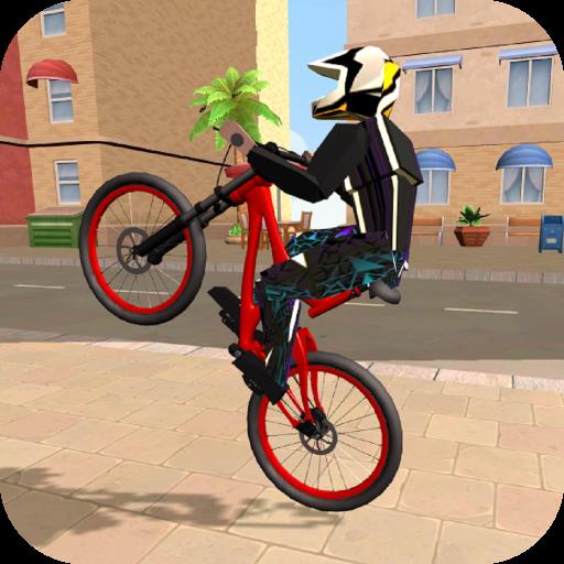 Wheelie Bike 3D BMX stunts wheelie bike riding   Apk Pro Mod latest 1.0