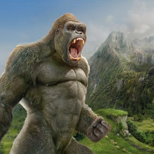 Wild Gorilla Ring Fighting:Wild Animal Fight Apk Mod latest 0.3