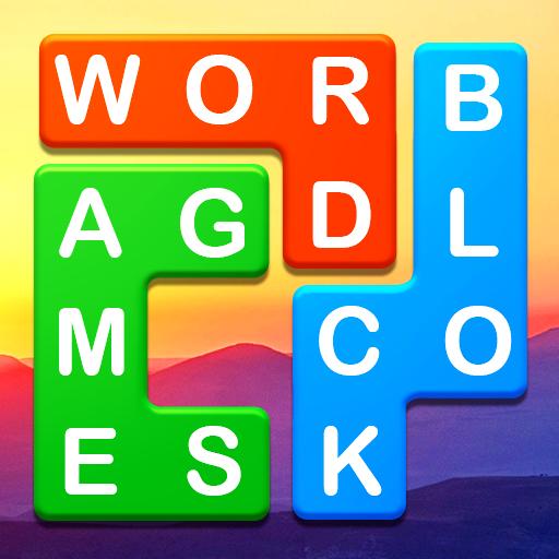 Word Blocks Puzzle – Free Offline Word Games  Apk Pro Mod latest
